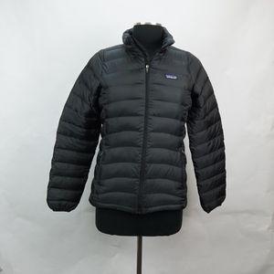Patagonia Black Puffer Jacket YXL